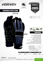 Stalco Perfect - rękawice Perfect SOFT GRIP
